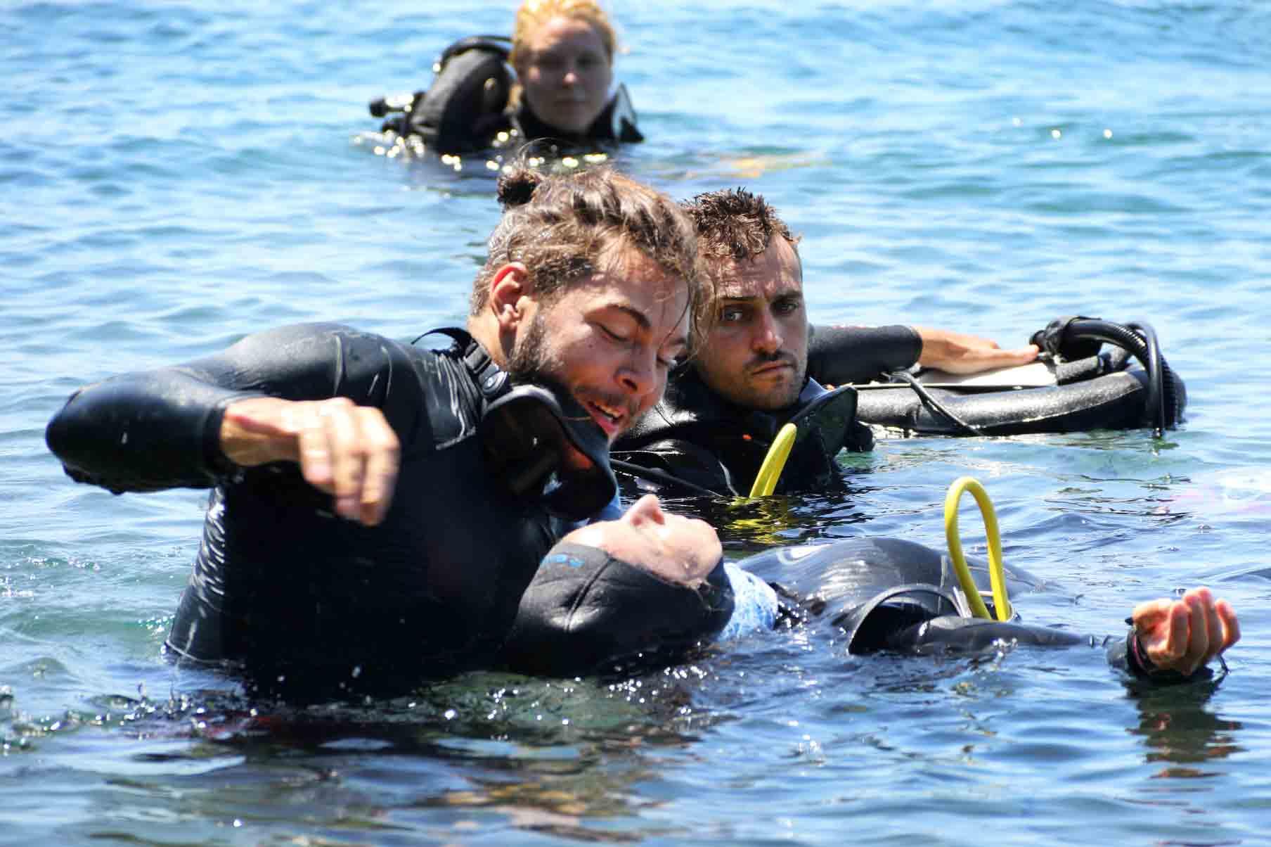 PADI-Dive-Course